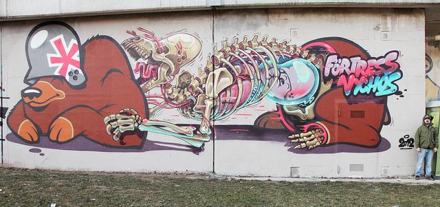 Graffitis Científicos