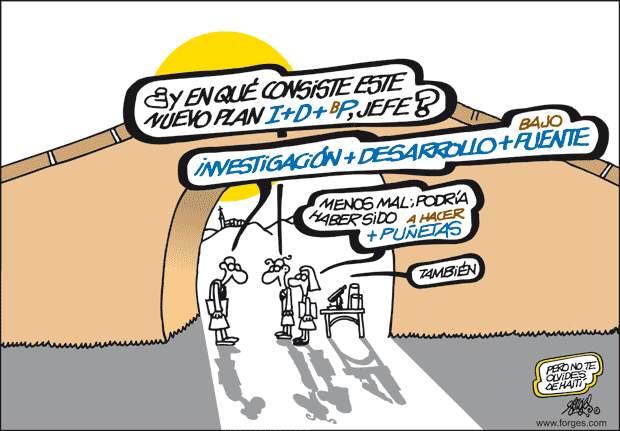 Resultado de imagen de forges cientificos españoles