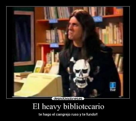 bibliotecarioheavy