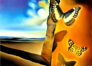mr869_paisaje-con-mariposas-posters