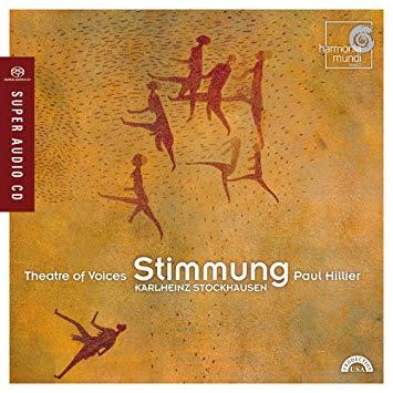 Karlheinz Stockhausen Stimmung album